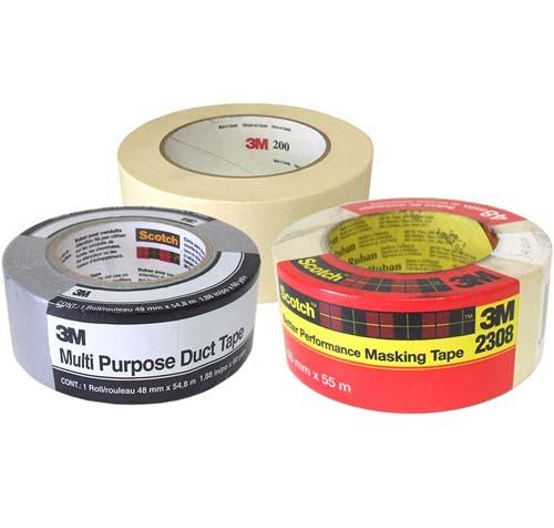 tapes - sandblast
